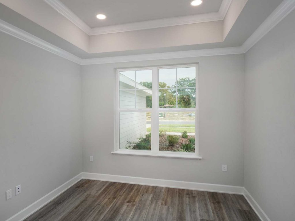5 ¼ inch crown molding