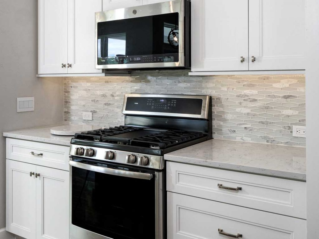 GE Profile Stainless Steel Appliances